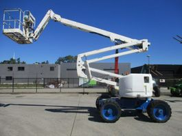 articulated boom lift wheeled Genie Z51/30 JRT (478) 2008