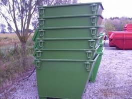 open top shipping container Containerbak klein