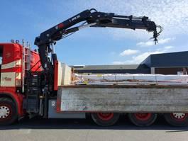 loader crane Hiab X-HIPRO 302 EP-5 CD 2017