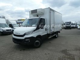 refrigerated closed box lcv Iveco Daily 70C21/P  Tiefkühlkoffer Euro5 2015