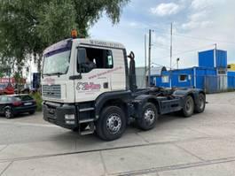 andere LKWs MAN 41.410/460.35.Haken.Manual 8x4.German Truck