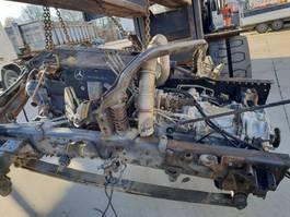 Engine truck part Mercedes-Benz Atego 1828 ×× moteur/ boite/essieux - engine/gearbox/axles×× 2003