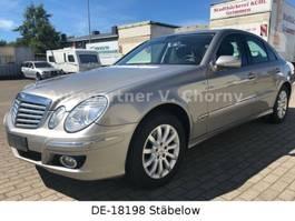 Stretchlimousine Mercedes Benz E -Klasse Lim. E 200 Kompressor