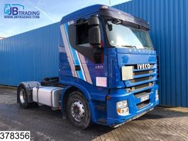 cab over engine Iveco Stralis 450 AS, EURO 5, Retarder, Airco, Hydraulic, Hub reduction 2010