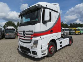 cab over engine Mercedes Benz Actros 1842 4x2 Euro 5 2013