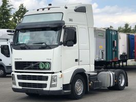 cab over engine Volvo FH 12 460 GLOBETROTTER XL 2004