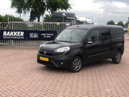 closed lcv Fiat *2018* DOBLO 1.3 MJET 95pk L2H1 - Airco 2018