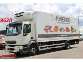 refrigerated truck Volvo FL 240 Aut. ThermoKing T-600R LBW Euro 5 EEV 2011
