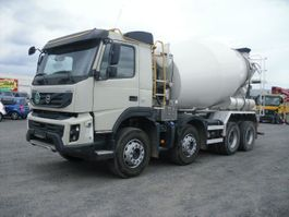 concrete mixer truck Volvo FMX410 - Liebherr 9cbm - Euro5 2013