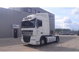 cab over engine DAF 105 XF 460 Space Cab (MANUAL GEARBOX / BOITE MANUELLE) 2007