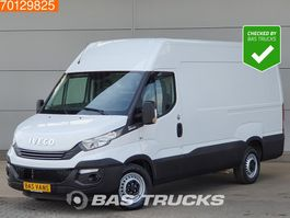 closed lcv Iveco Daily 35S16 160PK Automaat L2H2 Airco 12m3 A/C 2018
