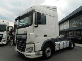 cab over engine DAF XF 460 FT SPACE CAB ZF INTARDER 2016