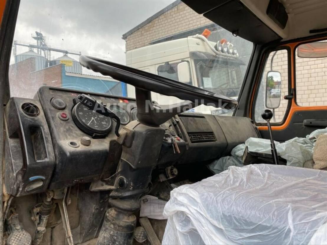 Betonpumpen-LKW Mercedes-Benz 1213 SK/LK Wiebau 20m Betonpumpe