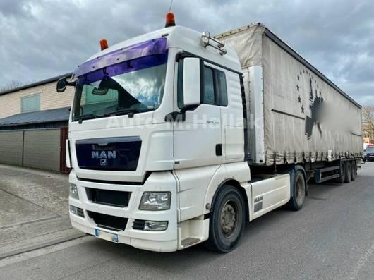 caminhão trator MAN TGX 18.440 XLX  Retarder / Klima / Hydraulik