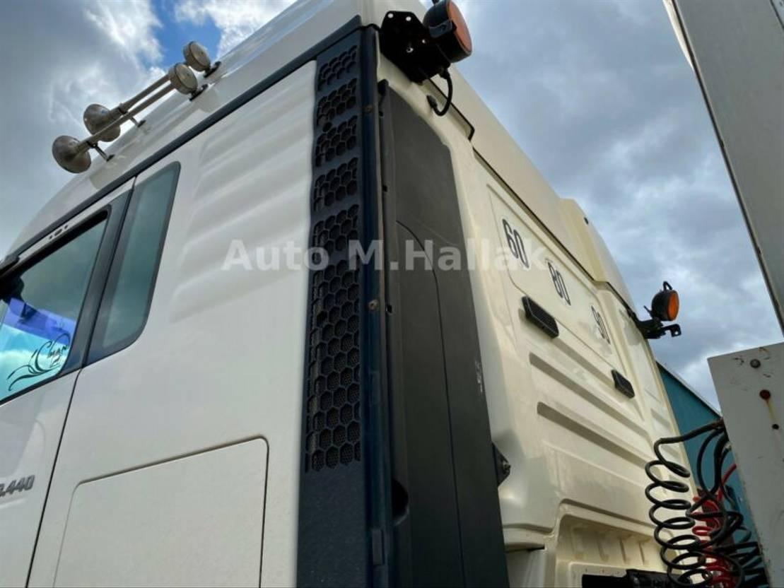 Standard SZM MAN TGX 18.440 XLX  Retarder / Klima / Hydraulik