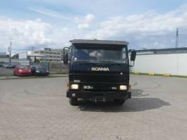 vacuum truck Scania 93 Saugwagen 1990
