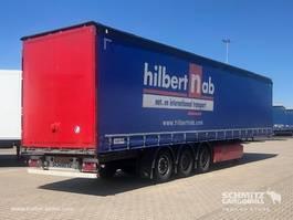 sliding curtain semi trailer Schmitz Cargobull Schuifzeil Standard 2016