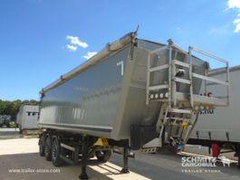 tipper semi trailer Schmitz Cargobull Tipper Steel-square sided body 39m³ 2019