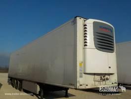 refrigerated semi trailer Schmitz Cargobull Reefer Standard Double deck 2017