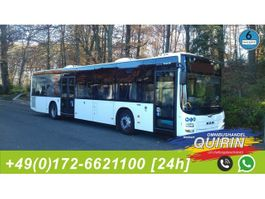 city bus MAN A 20 Lions City (45 Sitze + 44 Stehpl.) Euro 6 Niederflurbus Linienbus Verk 2016