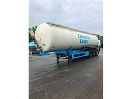 feed semi trailer OVA SILO BULK 55 M² 1998