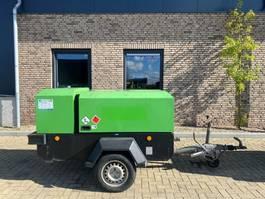 компрессоры Ingersoll Rand 751 Yanmar 5000 L / min 8.6 bar Mobiele Diesel Compressor 2008