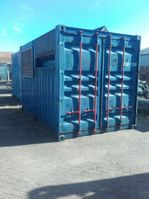 dry standard shipping container 4 meter container