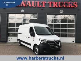 Kastenwagen Nutzfahrzeug Renault Master 3.5T 2.3 DCI 150PK Lengte 2 Hoogte 2 L2 H2 RE131007 2020