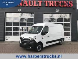 Kastenwagen Nutzfahrzeug Renault Master 3.5T 2.3 DCI 150PK Lengte 2 Hoogte 2 L2 H2 RE131011 2019
