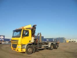 camião de contentores Ginaf 3232 S 2004