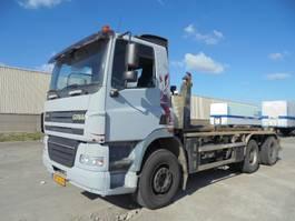 camião de contentores Ginaf X3232 S 6X4 2005
