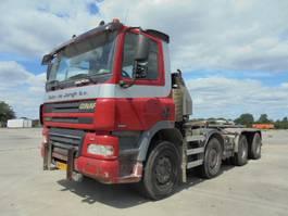 camião de contentores Ginaf X4241S 2009
