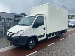 closed box lcv < 7.5 t Iveco Daily 35 C 12 2.3D 375 KOFFER LAADKLEP 2007