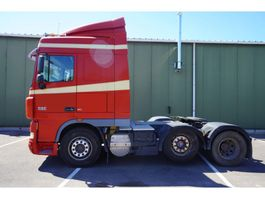 cab over engine DAF XF 105.410 6X2 SPACECAB 2008
