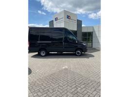 closed lcv Iveco Daily 35C18V 3.0 liter 3520L H3 Inwendige hoogte 2,15 m 2019