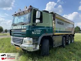 tipper truck > 7.5 t Ginaf X 4446 TS X 4446 TS 8x8 euro 5 -2 stuks op voorraad 2008