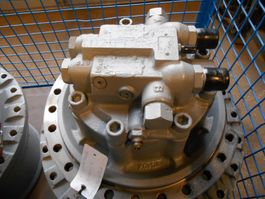 hydraulic system equipment part Hitachi HMGF68DA