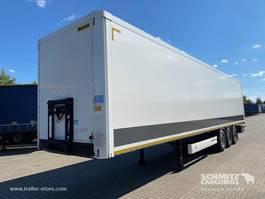 closed box semi trailer Wielton Kasten Standard 2018
