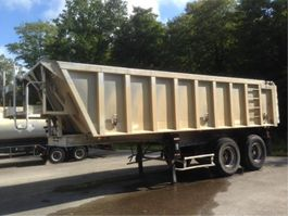 Kipper Auflieger General Trailers 22 M3 - STEEL SUSPENSION 2001
