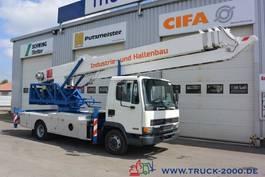 crane truck DAF Klaas Montage-Dachdecker Kran 30,5m 1 to UVV neu 2000