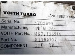 Other truck part Voith FOR VOLVO