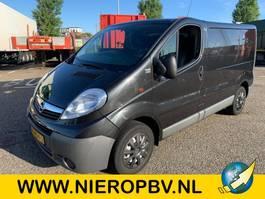 closed lcv Opel VIVARO airco 2013