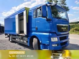 refrigerated truck MAN TGX 18.360 Euro5 Frigo 2010