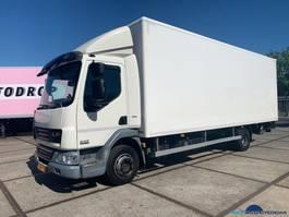 closed box truck > 7.5 t DAF LF45 180 2012