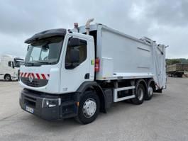 garbage truck Renault Premium 2012