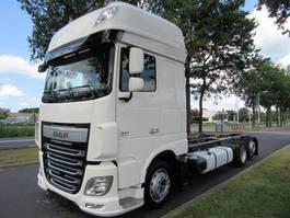 chassis cab truck DAF XF 460  FAR 2015