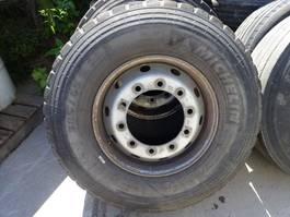 tyres truck part Michelin 2 X    385/65R22.5 BANDEN