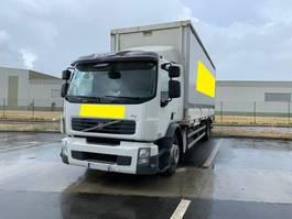 closed box truck > 7.5 t Volvo FE 320 2011
