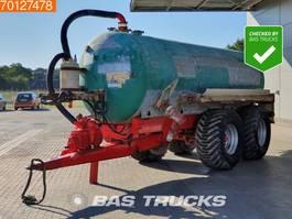 Tankauflieger Auflieger Vaia MB100-4R Water Tank 10.000 Ltr. Steering-Axle