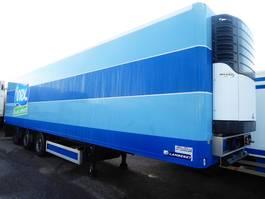 refrigerated semi trailer Lamberet Renders, Maxima 1300, Blumenbreit, 265 Hoch, ABS 2011